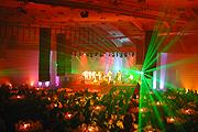 Oblikovanje svetlobe - koncerti