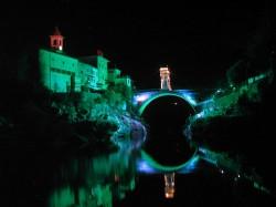 Osvetlitev mostu